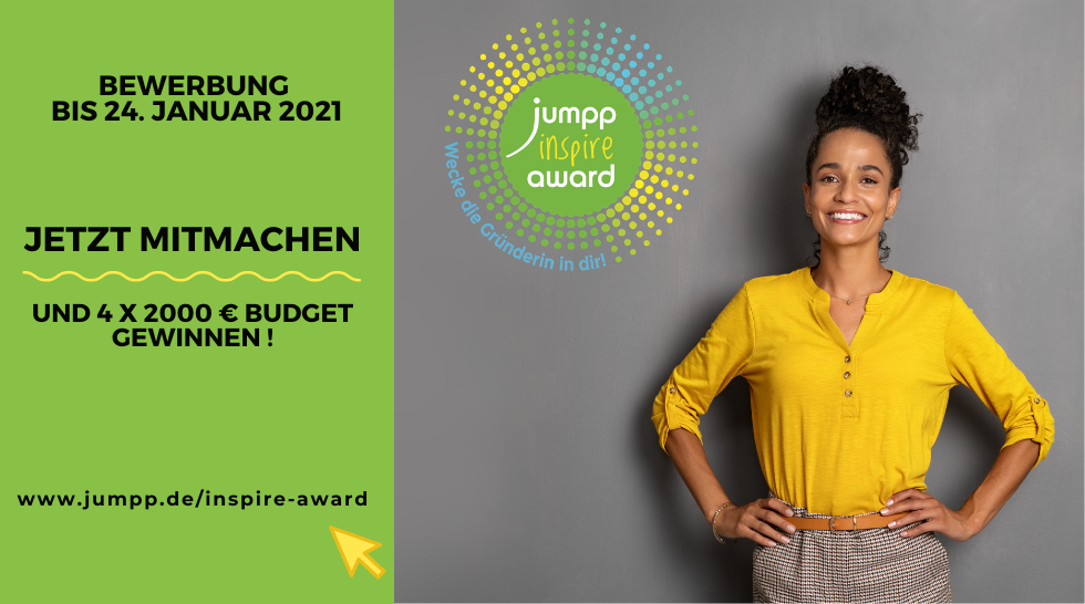 Jumpp Inspire Award